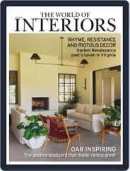 The World of Interiors (Digital) Subscription July 1st, 2018 Issue