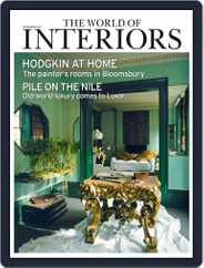 The World of Interiors (Digital) Subscription November 1st, 2017 Issue