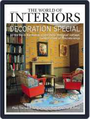 The World of Interiors (Digital) Subscription October 1st, 2017 Issue