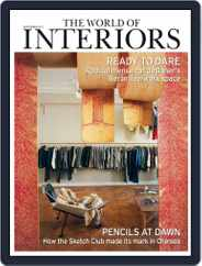 The World of Interiors (Digital) Subscription September 1st, 2017 Issue