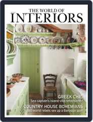 The World of Interiors (Digital) Subscription July 1st, 2017 Issue