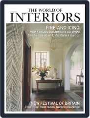 The World of Interiors (Digital) Subscription March 1st, 2017 Issue