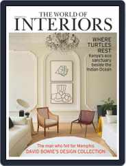 The World of Interiors (Digital) Subscription November 1st, 2016 Issue