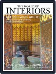 The World of Interiors (Digital) Subscription July 7th, 2016 Issue