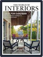 The World of Interiors (Digital) Subscription June 9th, 2016 Issue