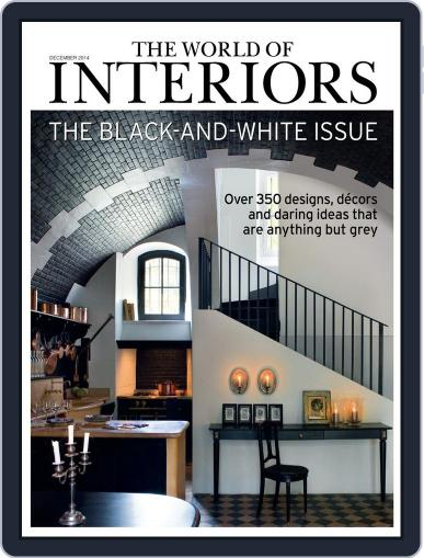 The World of Interiors (Digital) November 5th, 2014 Issue Cover
