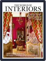 The World of Interiors (Digital) Subscription August 6th, 2014 Issue