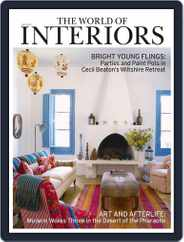 The World of Interiors (Digital) Subscription June 4th, 2014 Issue