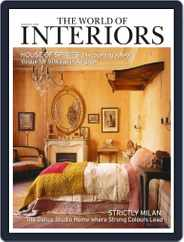 The World of Interiors (Digital) Subscription May 8th, 2014 Issue