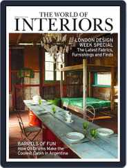 The World of Interiors (Digital) Subscription February 5th, 2014 Issue