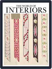 The World of Interiors (Digital) Subscription November 6th, 2013 Issue