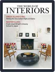 The World of Interiors (Digital) Subscription October 9th, 2013 Issue