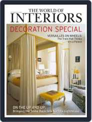 The World of Interiors (Digital) Subscription September 4th, 2013 Issue