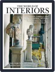 The World of Interiors (Digital) Subscription July 31st, 2013 Issue