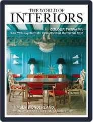The World of Interiors (Digital) Subscription July 3rd, 2013 Issue