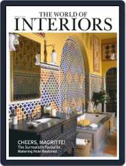 The World of Interiors (Digital) Subscription April 3rd, 2013 Issue