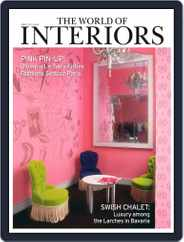 The World of Interiors (Digital) Subscription March 6th, 2013 Issue