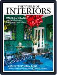 The World of Interiors (Digital) Subscription January 2nd, 2013 Issue
