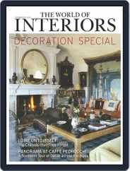 The World of Interiors (Digital) Subscription September 5th, 2012 Issue