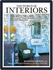 The World of Interiors (Digital) Subscription August 1st, 2012 Issue