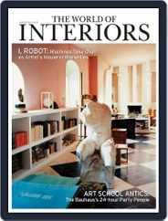 The World of Interiors (Digital) Subscription July 4th, 2012 Issue