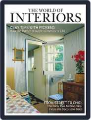 The World of Interiors (Digital) Subscription June 6th, 2012 Issue