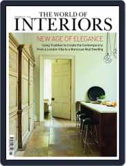The World of Interiors (Digital) Subscription October 13th, 2011 Issue