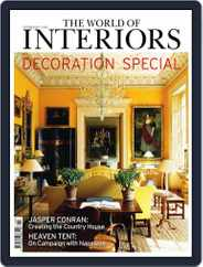 The World of Interiors (Digital) Subscription September 9th, 2011 Issue
