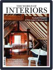 The World of Interiors (Digital) Subscription July 9th, 2011 Issue