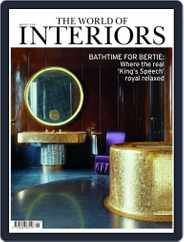The World of Interiors (Digital) Subscription April 20th, 2011 Issue