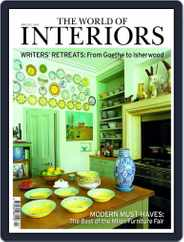 The World of Interiors (Digital) Subscription March 13th, 2011 Issue