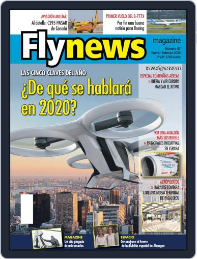 Fly News (Digital) January 1st, 2020 Issue Cover