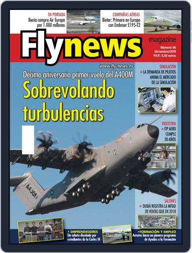 Fly News (Digital) December 1st, 2019 Issue Cover
