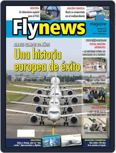 Fly News (Digital) June 1st, 2019 Issue Cover