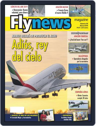 Fly News (Digital) March 1st, 2019 Issue Cover