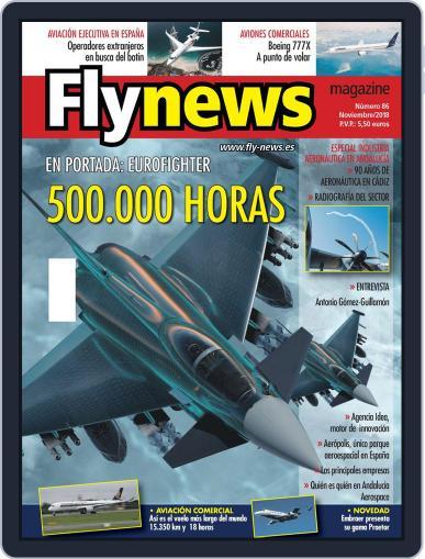 Fly News November 1st, 2018 Digital Back Issue Cover