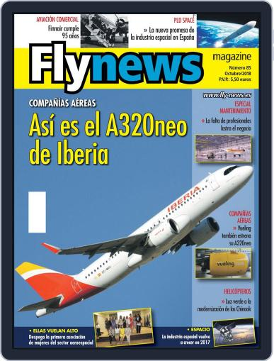 Fly News (Digital) October 1st, 2018 Issue Cover