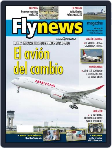 Fly News July 1st, 2018 Digital Back Issue Cover