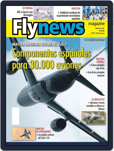Fly News (Digital) May 9th, 2018 Issue Cover