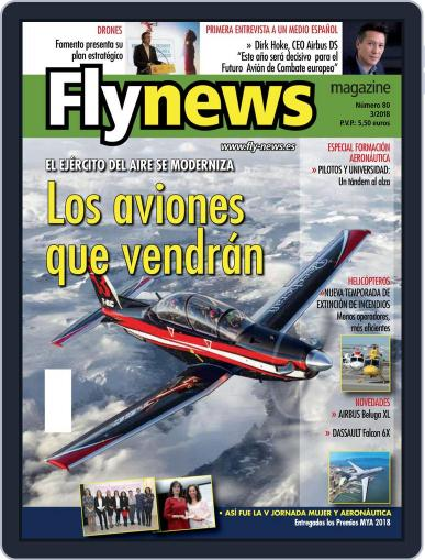 Fly News (Digital) March 1st, 2018 Issue Cover