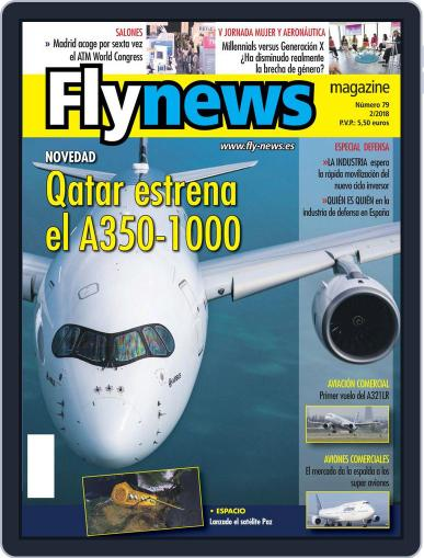 Fly News (Digital) February 22nd, 2018 Issue Cover