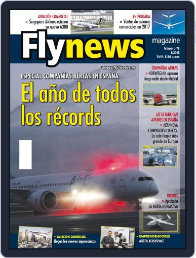 Fly News (Digital) January 24th, 2018 Issue Cover