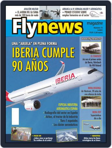 Fly News (Digital) June 27th, 2017 Issue Cover