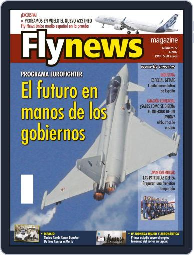 Fly News (Digital) May 27th, 2017 Issue Cover