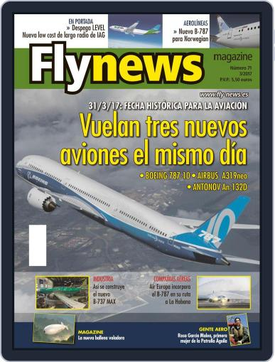 Fly News (Digital) March 1st, 2017 Issue Cover