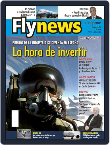 Fly News (Digital) February 1st, 2017 Issue Cover