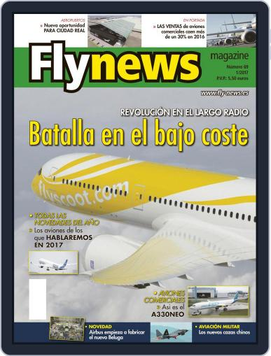 Fly News January 1st, 2017 Digital Back Issue Cover