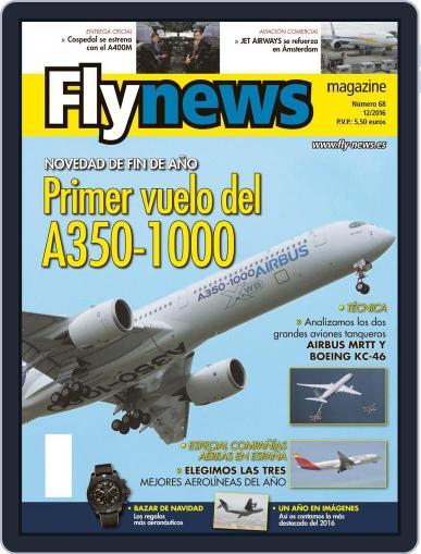 Fly News December 1st, 2016 Digital Back Issue Cover