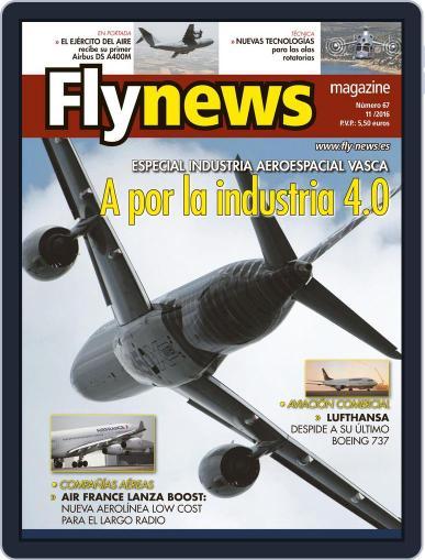 Fly News (Digital) November 1st, 2016 Issue Cover