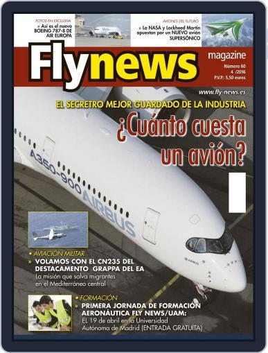 Fly News April 4th, 2016 Digital Back Issue Cover